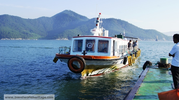 Ferry to Sado (Real)