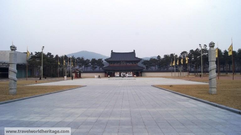 Baekje Cultural Complex Sabi Buyeo