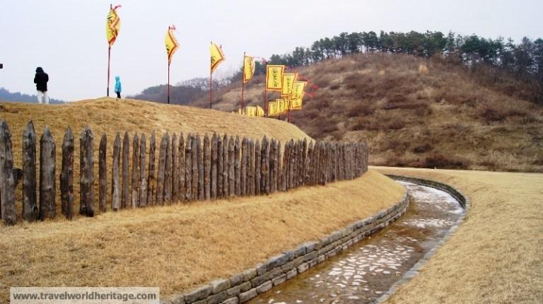Baekje Cultural Complex Buyeo Wiryeseong