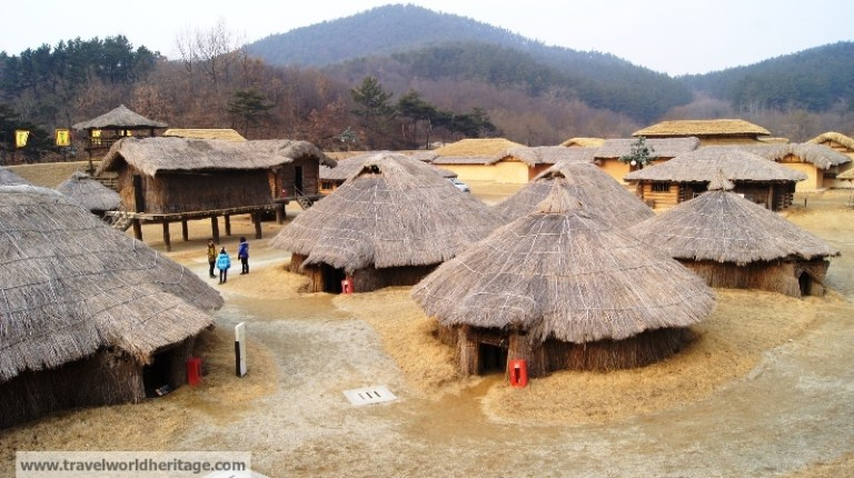Baekje Cultural Complex Buyeo Wiryeseong 3