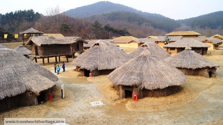 Baekje Cultural Complex Buyeo Wiryeseong 3