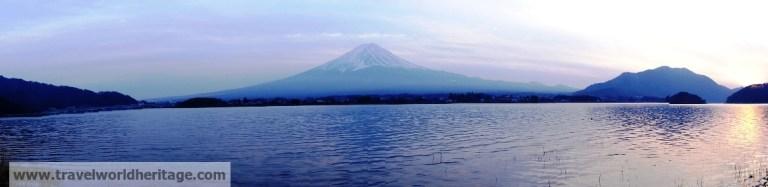 Fuji panoramic