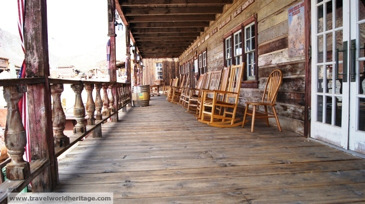 Ghost Town of Calico
