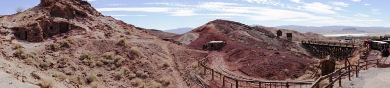 Railroad - Calico