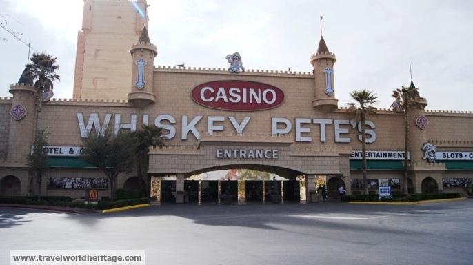 Primm Casinos - America Road Trip
