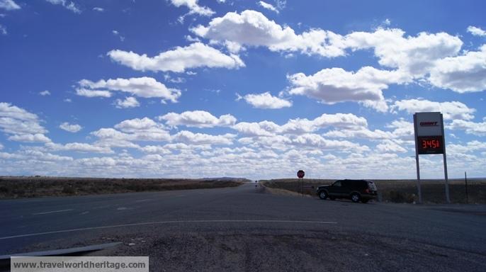 Clouds New Mexico - America Roadtrip