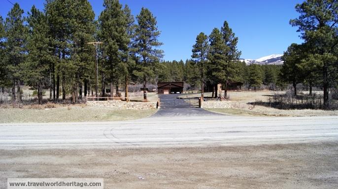 Mesa Verde Road - USA road trip