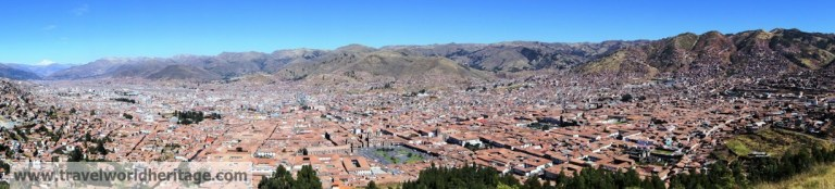 Cusco Center Panoramic