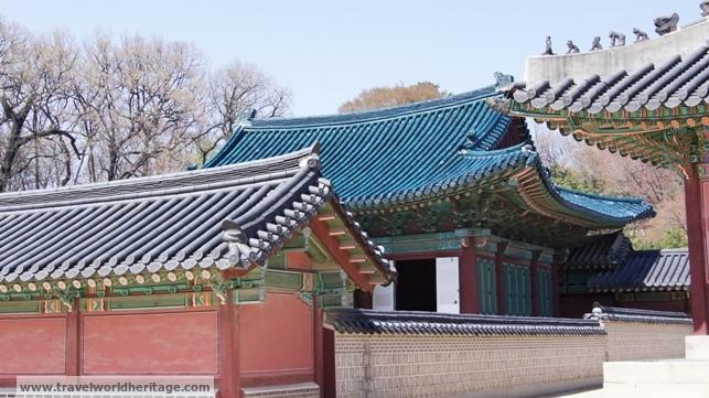 Blue House - Changdeokgung
