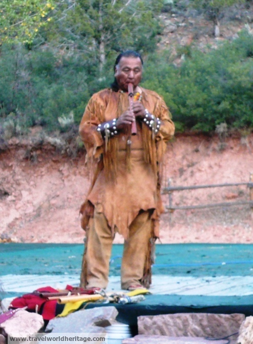 Paiute Leader