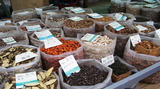 Jegi-dong Medical Market