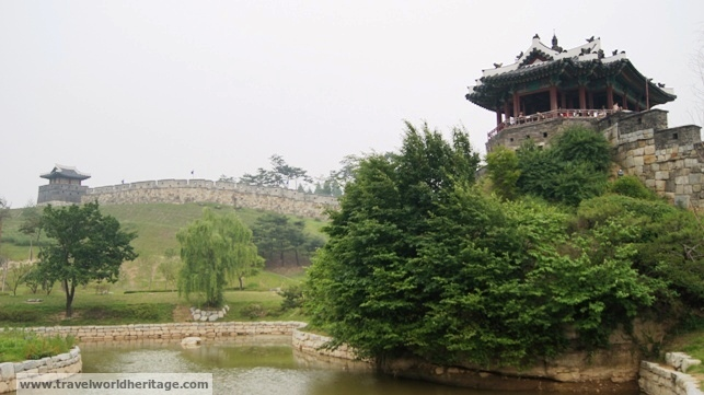 Towers of Hwaseong