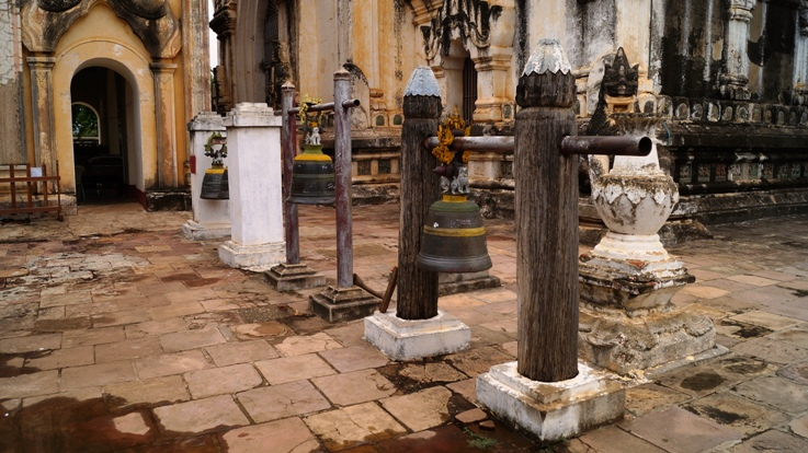 Bells in Bagan