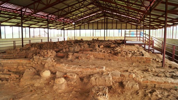 UNESCO Site of Sri Ksetra