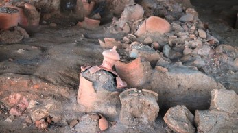 Pottery in Sri Ksetra