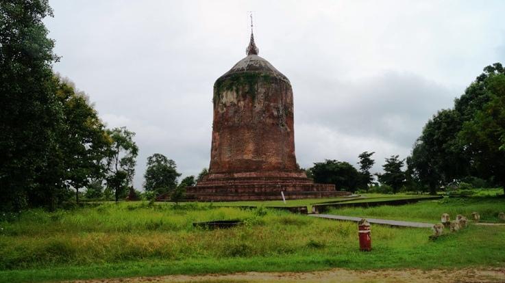 Pagoda Sri Ksetra - Pyu City