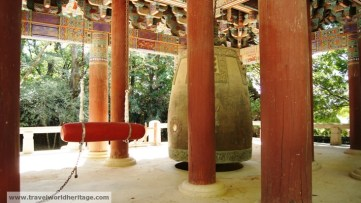 Bell in Bulguksa