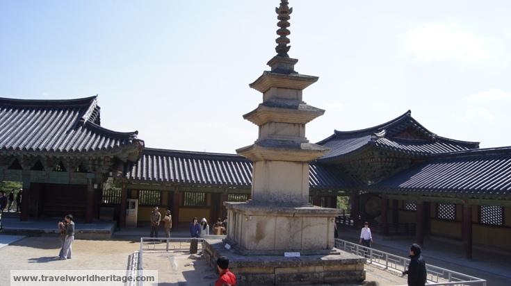 Dabotap Pagoda, 2011