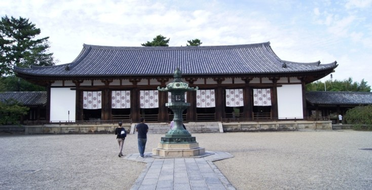 Buddhist Monuments in the Horyu-ji Area