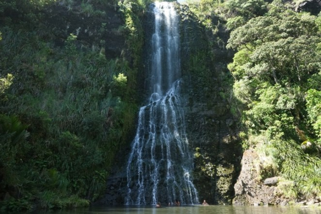 Waterfall Kare Kare
