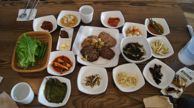 Korean Food - Ddeok Galbi