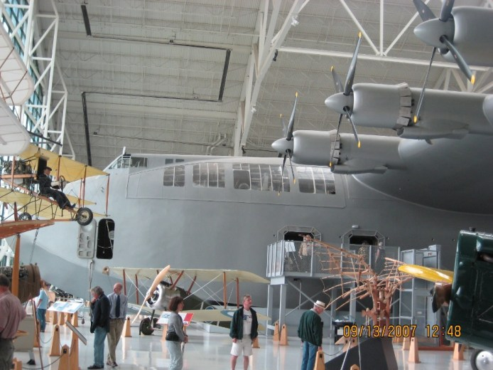 Spruce Goose Hughes