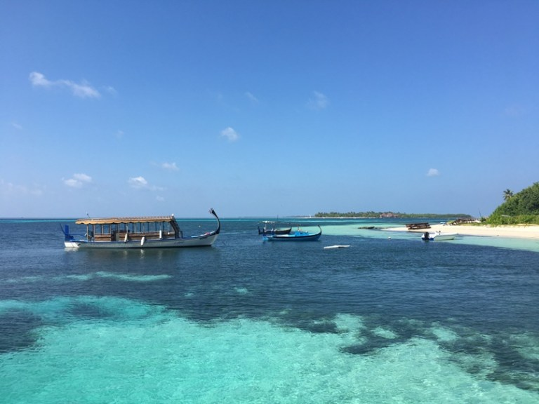The Dhoni is the traditional boat of the Maldives. It has been used for centuries and is still in use today.