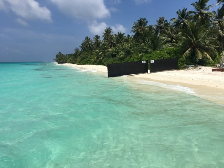 Dhigurah's Bikini Beach