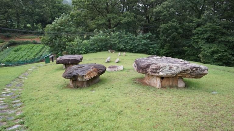 Osangri Dolmen Sites UNESCO World Heritage Site