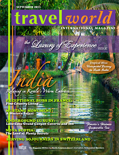September 2013: The Luxury of Experience