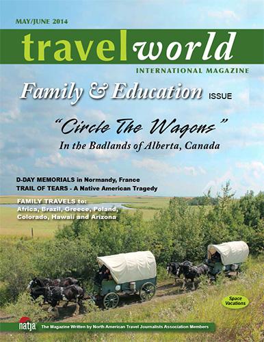 May/June 2014: Family & Education