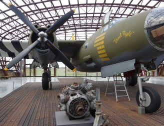 B-26G Marauder, Utah Beach Museum. Photo by Gary Lee Kraut