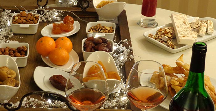 Desserts in Provence France