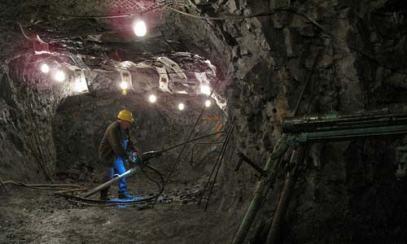 Sierra Silver Mine in Wallace, Northern Idaho