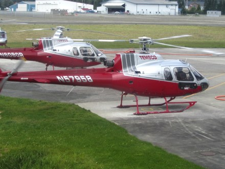 Temsco Heliport Juneau, Alaska