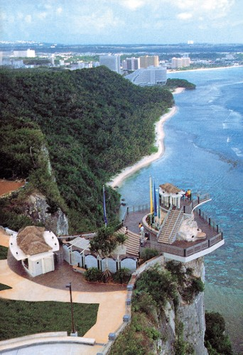 Guam-Two Lovers Point