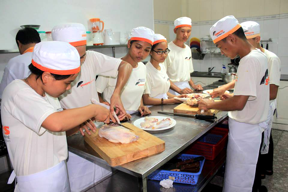 Vietnam's Training Restaurants for Disadvantaged Youth