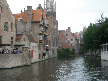 Bruge is a fairytale city dominated by picturesque canals. Photo credit: Deborah Stone