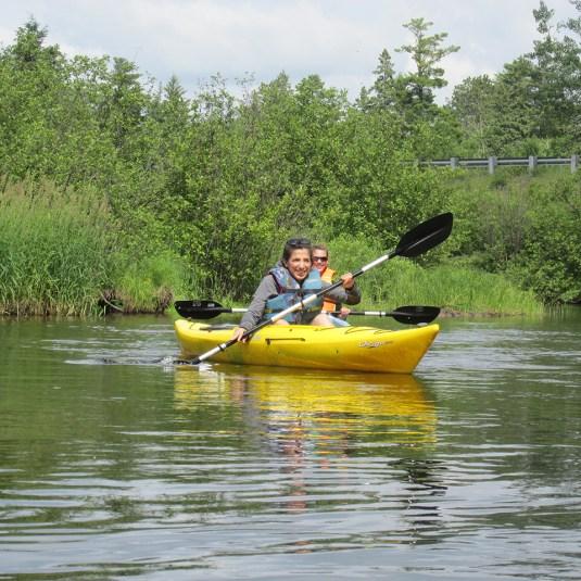 Kayaking. Photo Credit: Linda Askomitis