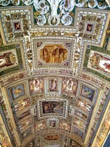 Vatican tour. Photo credit: Jim Richardson