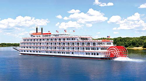 Image result for american queen steamboat