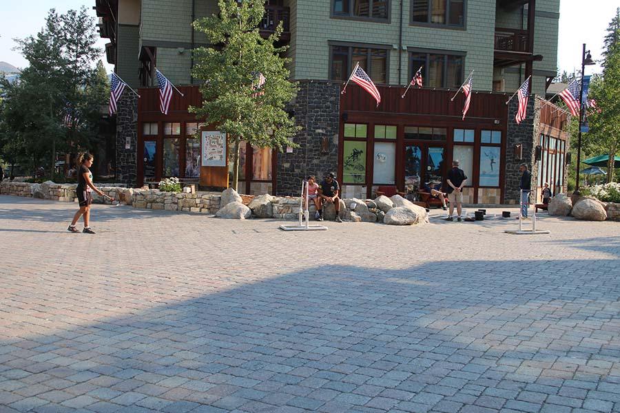 Mammoth Village Square