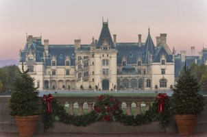 Biltmore Estates at Christmas. Photo Credit: The Biltmore Company