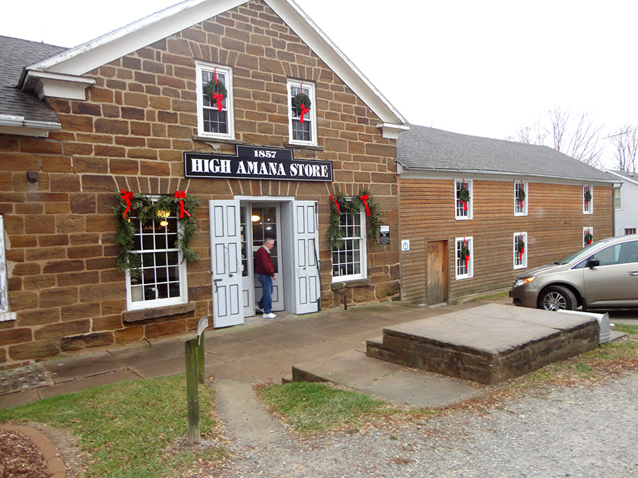Holidays in the Amana Colonies