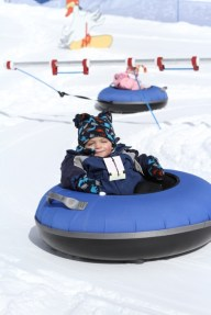 Little Critters having tubing fun. Photo Credit: Julie Hatfield