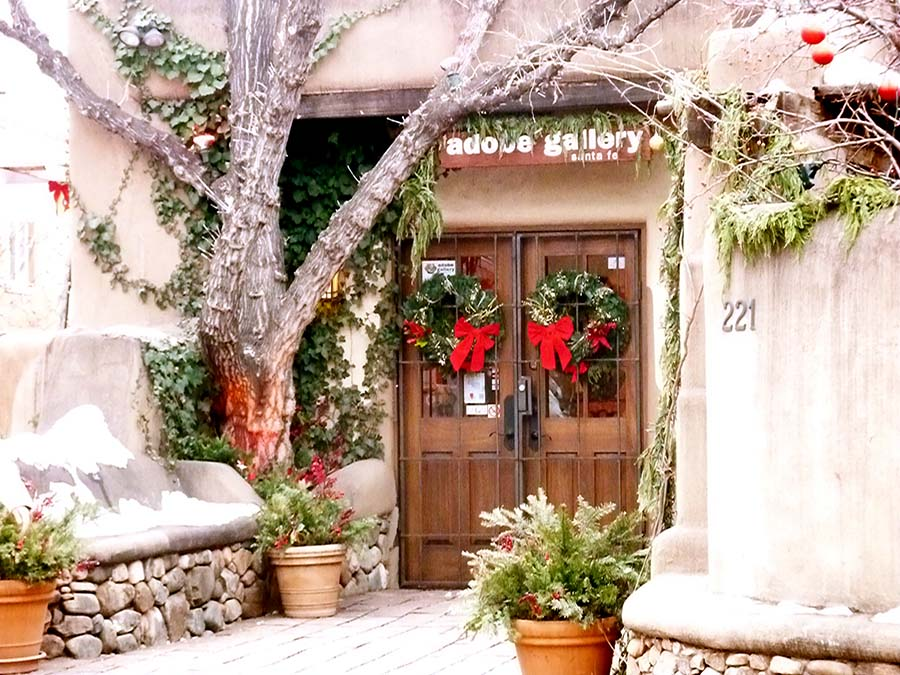 The Magic Of Santa Fe Holidays