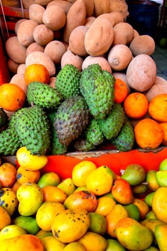Fruit and vegetable market, El Pitillal
