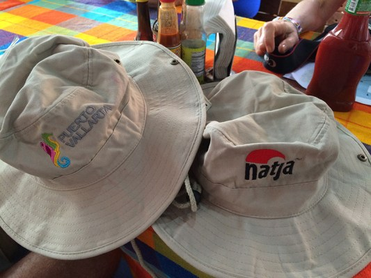 Hats off to Mariscos el Guero's