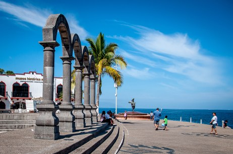 Arches of the Malecon