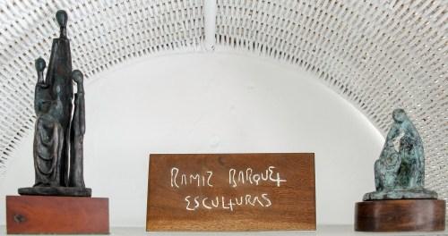 Ramiz Barquet Esculturas